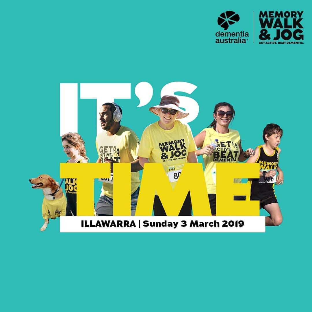 Memory Walk and Jog Illawarra