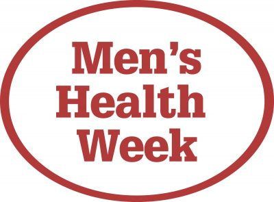 Men's Health Week 15 – 21 June