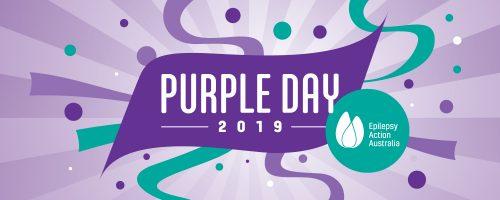 Go Purple! Epilepsy awareness