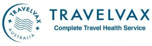 Travelvax Complete Travel Health Service logo