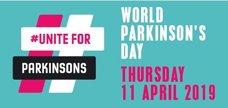 Parkinson's Awareness Day: 11 April