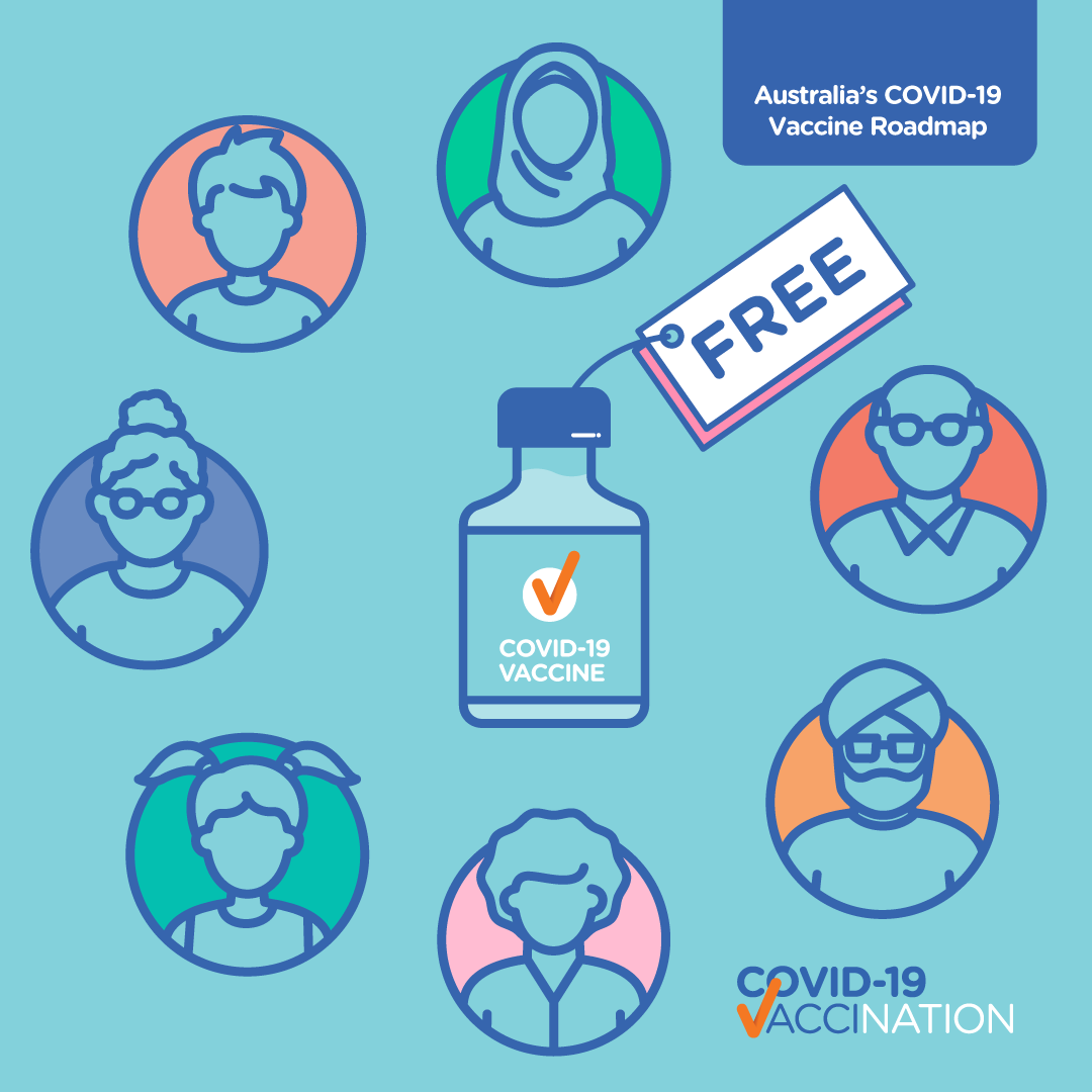 Covid-19 Vaccinations Now Available