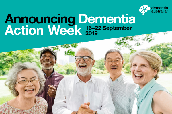 Dementia Action Week 16 – 22 September