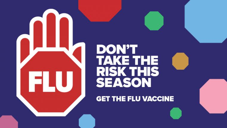 Influenza Vaccine 2021 Now Available