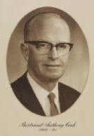 Dr Bertram Cook